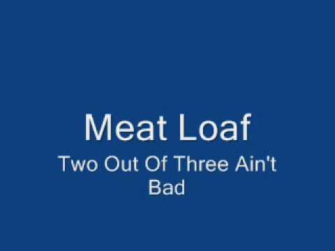 Meat Loaf - Because Of You