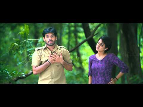 Enna Satham Indha Neram - Nithin Sathya gets scared of the tree
