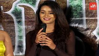 Mela Movie Press Meet | Mela Movie Actress Speech | Comedian Ali |  Sai Dhanshika
