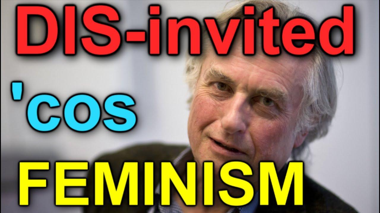 Feminists deplatform Richard Dawkins from science conference