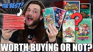 Nintendo Switch Games Buying Guide, What SHOULD You Buy?