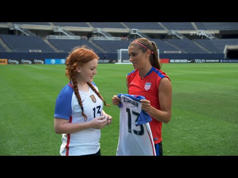 My Wish - Alex Morgan