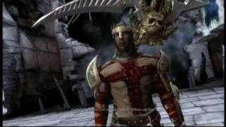 Dantes Inferno Xbox 360 - Official Gameplay
