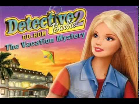 Gardens - Detective Barbie 2: The Vacation Mystery Ost video