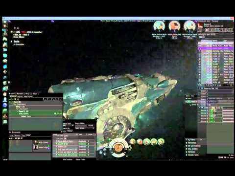 Eve Online Review: Micro Jump Drive, Reactive Armor Hardener, and Sentry Dominix