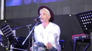 [FANCAM] 150918_홍대게릴라콘서트_하루의 끝(End of a day)_종현(JONGHYUN)