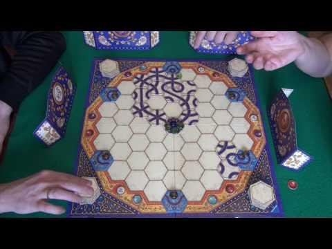 Индиго - играем в настольную игру