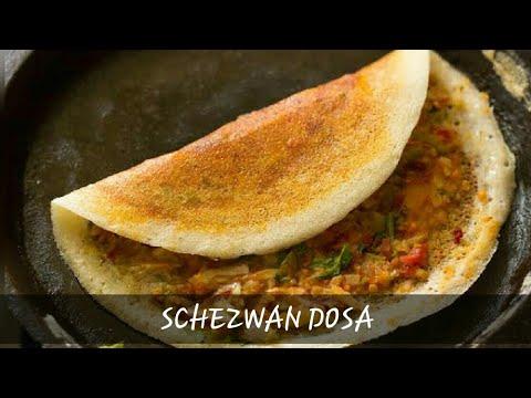 Schezwan Dosa /Telugu