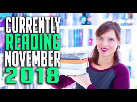 CURRENTLY READING November 2018 | Diese Bücher lese ich | melodyofbooks