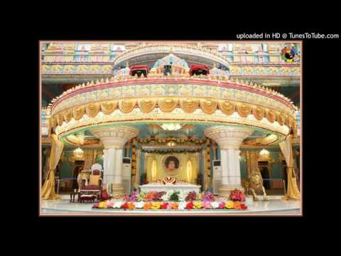 Sai Prashanti Mandir Tera-A Bhajan by Raviraj Nasery