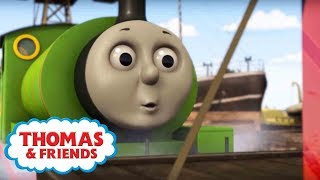 Thomas & Friends UK ⭐Percy's parcel gets ruined! ⭐Thomas & Friends New Episodes ⭐Cartoons for Kids