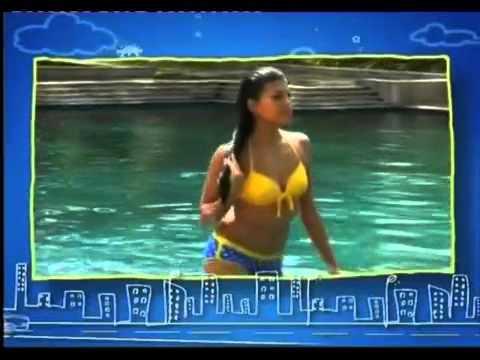 Jacqueline Fernandez Hot Bikini Shoot  Jaane Kahan Se Aayi Hai...