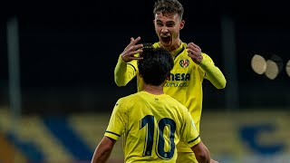 Highlights Villarreal C 2 - 1 Atlético Saguntino