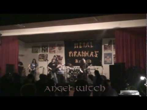 Metal Piranhas All Stars Project: Angel Witch (Angel Witch Cover)