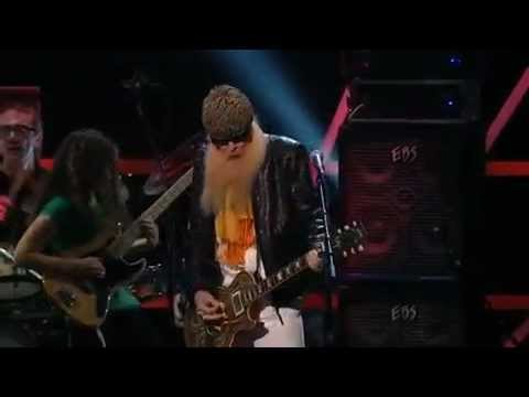 Jeff Beck&Billy Gibbons - Foxy Lady