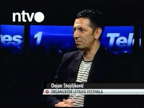 Telepres intervju – Dejan Stojiljković | 15.07.2015