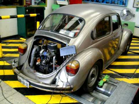 Vw 1600 Stock +  Turbo (Dyna:85Whp@7psi)