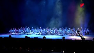 Торжественное мероприятие ко Дню народного единства и 100-летию образования Марий Эл. ТЕЛЕВЕРСИЯ