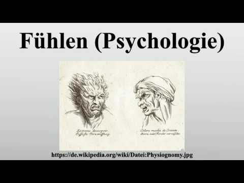 Fühlen (Psychologie)