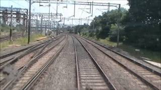 London Midland 350 Drivers Eye View Bletchley to London Euston PART 2