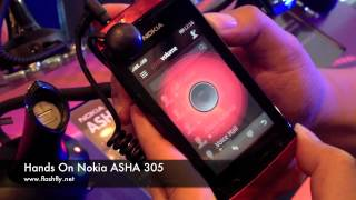 Hands on Nokia ASHA 311 ,  ASHA 305 and ASHA 306 in Thailand