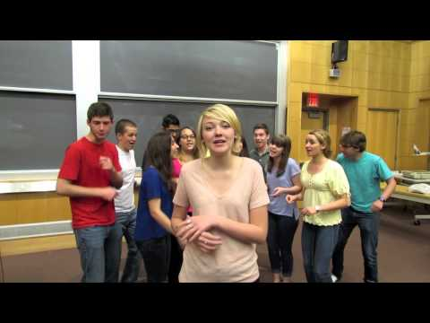 Boston College Acoustics' Macklemore Medley