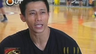 24Oras: Danny Ildefonso, may ibubuga pa raw sa kanyang bagong koponan sa PBA