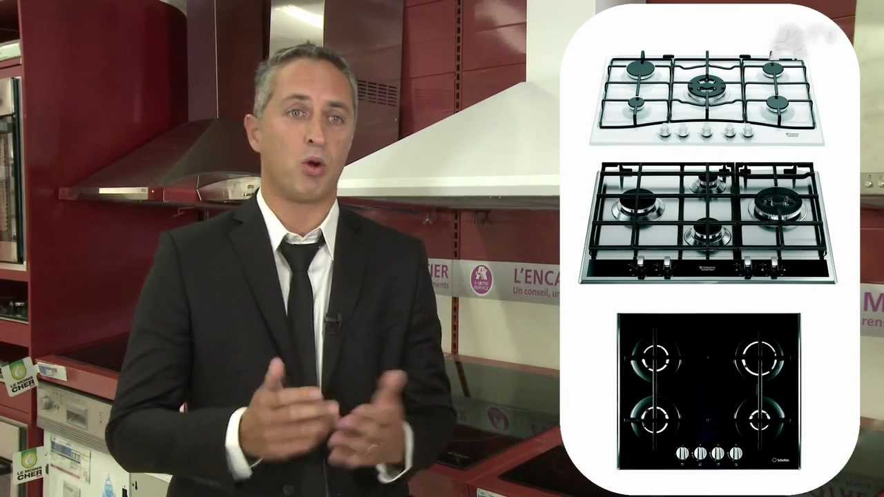 Auchan comment choisir sa table de cuisson youtube - Choisir une table de cuisson ...