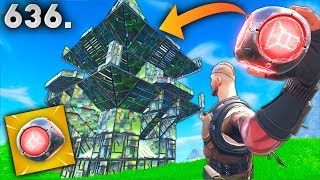 *NEW* PORT-A-FORTRESS WILL LOOK LIKE THIS..?! Fortnite Funny WTF Fails and Daily Best Moments Ep.636