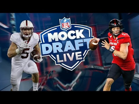 2017 Nfl Mock Draft Version 4 0 Daniel Jeremiah Mock