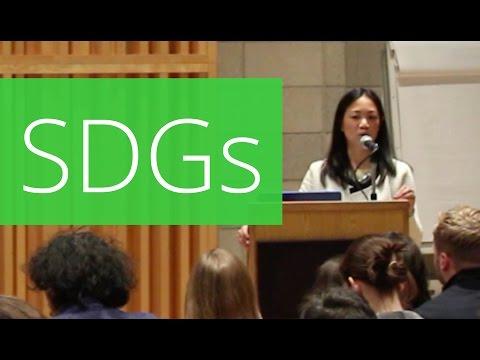 Sustainable Development Goals (SDGs) - Minh-Thu Pham (United Nations Foundation)