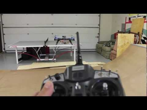 How to Auto Trim APM 2.5 (ArduCopter Firmware 2.8.1) for Stable Flight