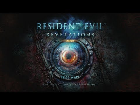 Resident Evil: Revelations Nintendo Wii U Demo with Andaley!