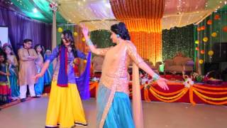 tamur and sumaitas holud dance : dola re