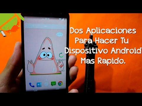 Dos Aplicaciones Para Hacer Tu Dispositivo Android Mas Rapido | Octubre ▬ Noviembre 2014 ♥