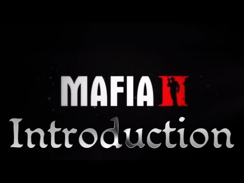 Let's Play: Mafia 2 - Part 1 - Introduction