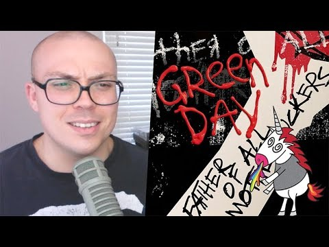 """Download Green Day - """"Father of All..."""" TRACK REVIEW   NOT GOOD Mp4 baru"""