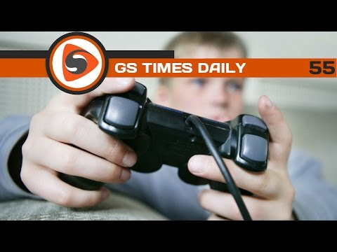 GS Times [DAILY]. Влияют ли игры и ТВ на зрение?