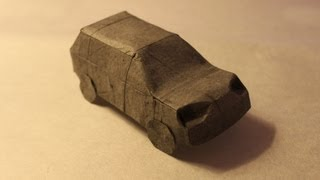 Origami Car Suv, Opus 507