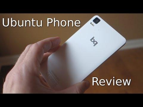 Ubuntu Phone Review (BQ Aquaris E4.5)