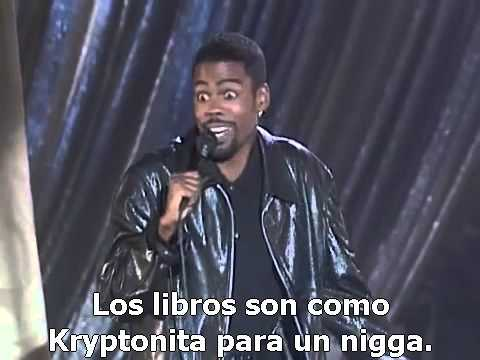 Chris Rock Niggas (Sub Esp - Bring the pain)