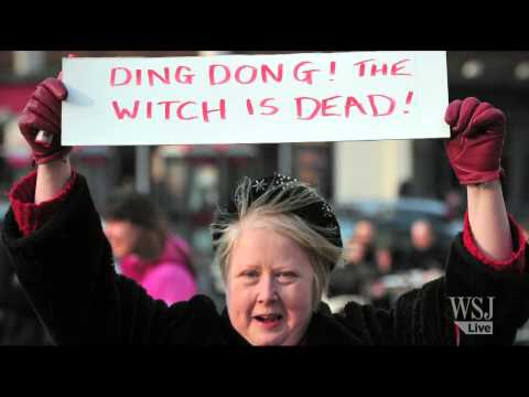 Anti-Thatcher Song Heads For U.K. No...