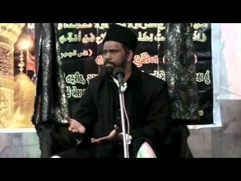 India Maulana Kamran Haider Majlis 3 Asra Muharram/Saffar 1433/2011