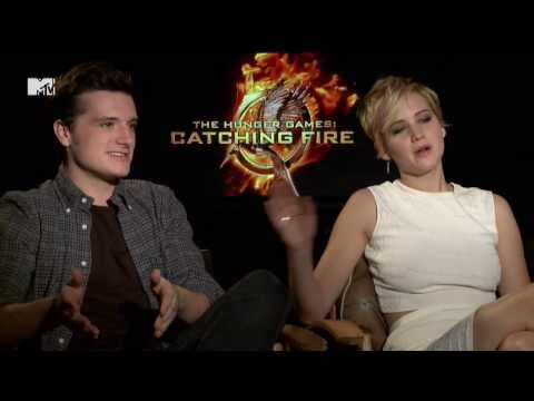 The Hunger Games Catching Fire Movie Special Part 1