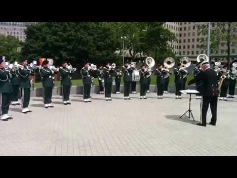 Dutch Army Brass Band Medley