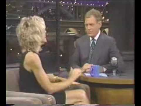 Farrah Fawcett   interview 1997 #1