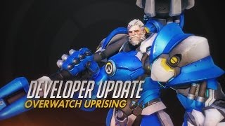 Developer Update | Overwatch Uprising | Overwatch
