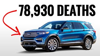 The 10 Deadliest SUVs on Earth!!