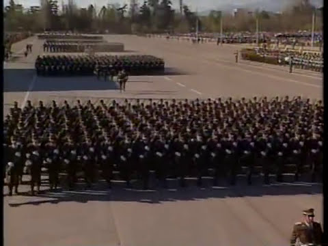 Gran Parada Militar 1995 (video completo)