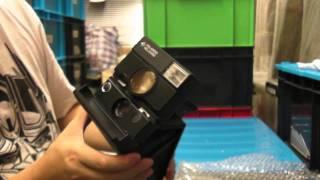The Mijonju Clip - TM's Rare Special Edition - The Relax Polaroid 690